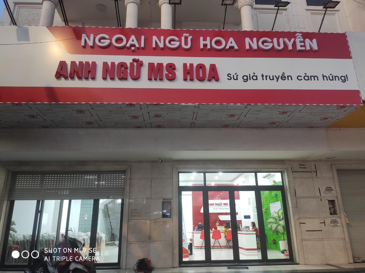 Bảng hiệu quảng cáo Mica
