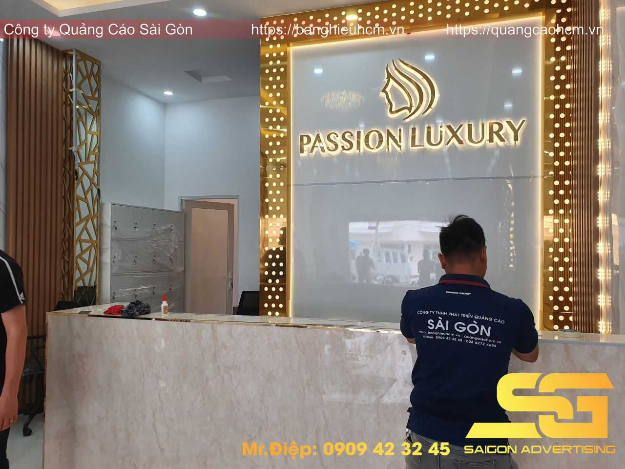Setup spa Passion Luxury