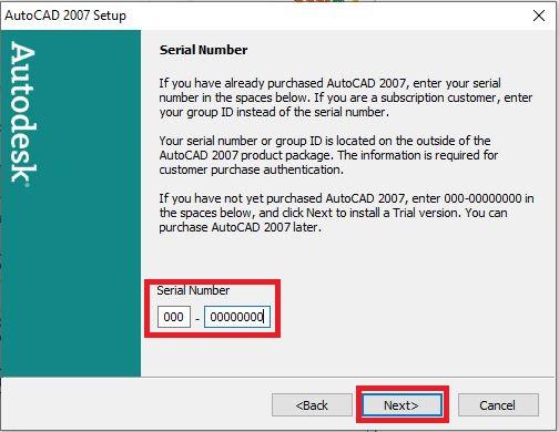 download autocad 2007 4